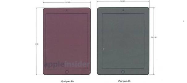 iPad 5'in Bayramdan Sonra Tanıtılması Bekleniyor