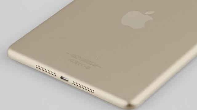 Altın iPad Mini 2 Geliyor