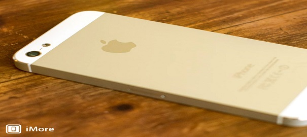 Altın Renkli iPhone 5S Klonu Piyasaya Sürüldü