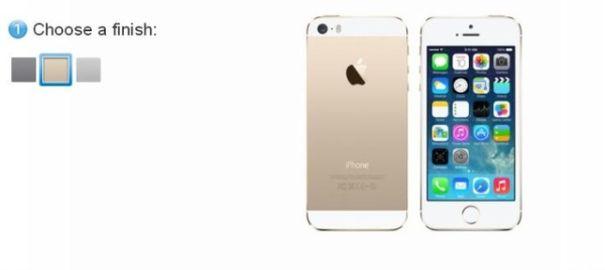 iPhone 5S Gönderim Zamanları 3 – 5 Güne Düştü