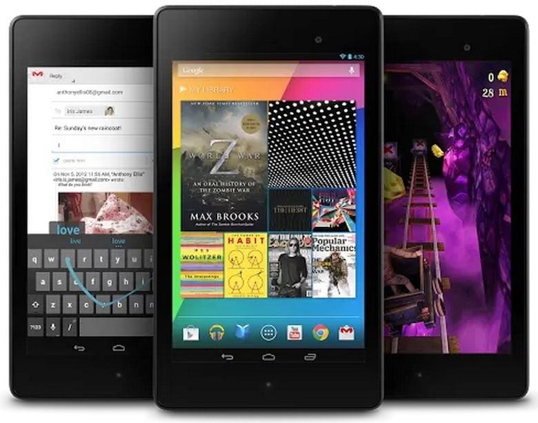 Nexus 7, Japonya'da Ortaya Çıktı!