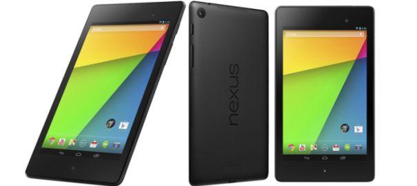 16 GB'lık Nexus 7 199 Dolara Düştü