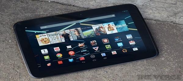 Nexus 10 Çok Yakında