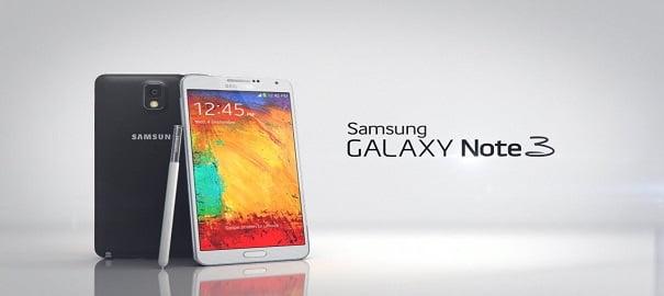 Pembe Renkli Galaxy Note 3 Geliyor