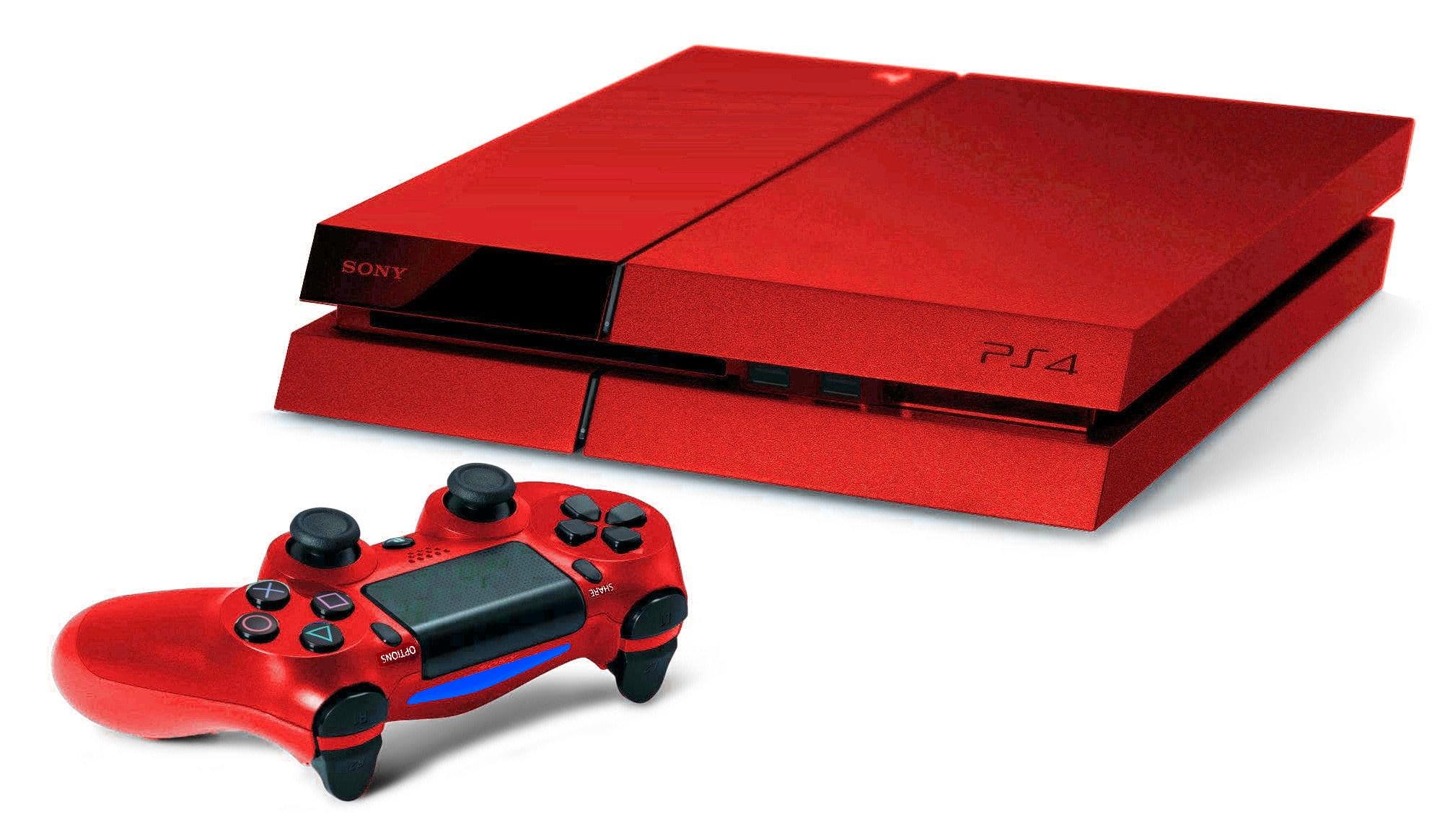 PlayStation 4'de 'Kırmızı Işık' Sorunu!
