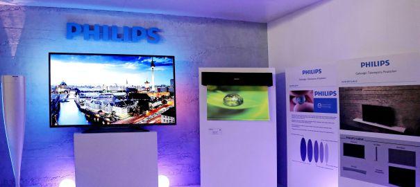 İstanbul Design Week 2013 Philips TV ile Geleceğin Televizyonu
