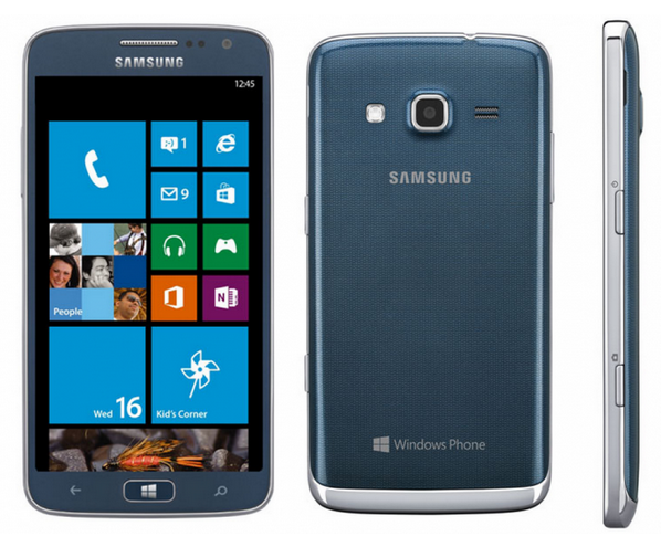 Samsung Windows' la geliyor – ATIV S Neo
