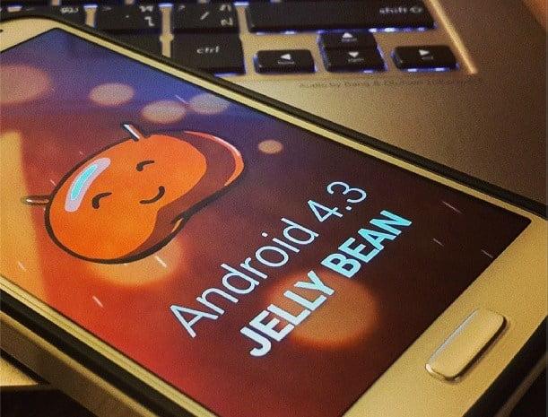 Samsung Galaxy S4 için Android 4.3 Yayınlandı!