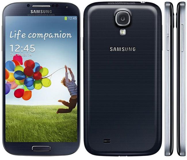 Samsung Galaxy S4'e Özel Pasaport!
