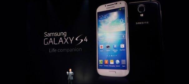 Samsung Galaxy S4 Roadshow İstanbul'da!