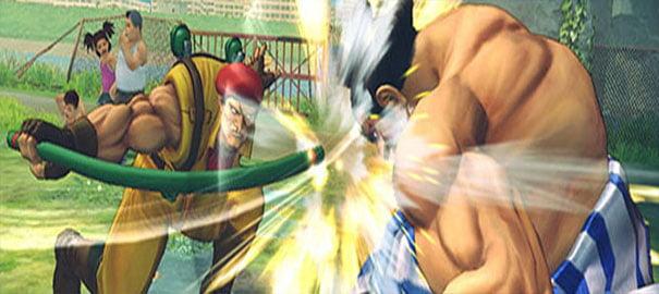 Street Fighter Serisi Wii U'yu Es Geçecek