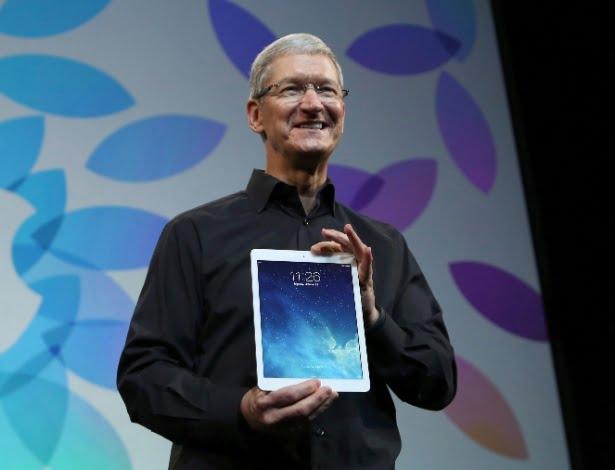 iPad Air Görücüye Çıktı!