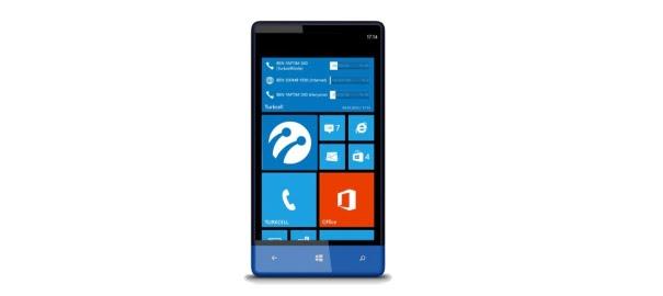 Turkcell Online İşlemler Windows Phone'larda