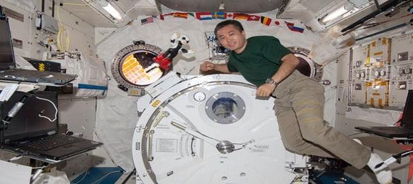 Uzay'da Konuşan İlk Robot