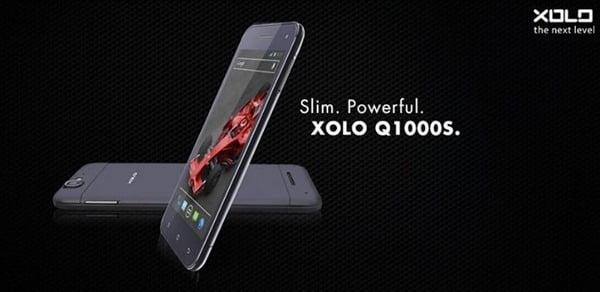 Xolo Q1000S için beklenen açıklama