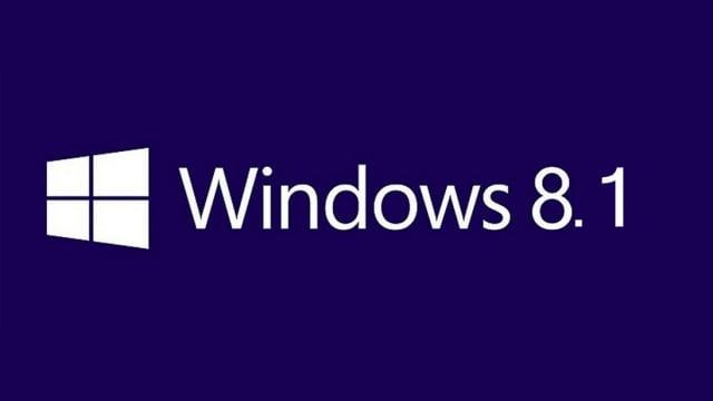 Windows 8.1 Preview'e Veda!