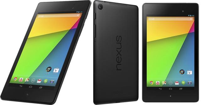 Nexus 7 İngiltere' de Satışa Çıktı