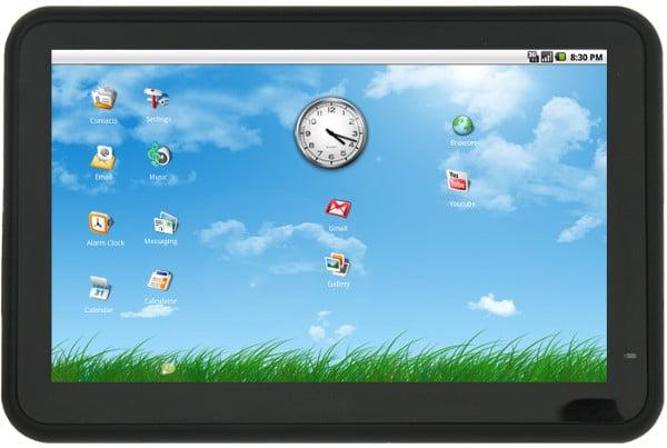 30 Euro'luk Tablet Avrupa'da Satışta!